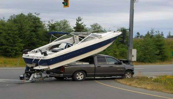 How To Trailer A Boat Or Pwc Boating Safety Course Ny